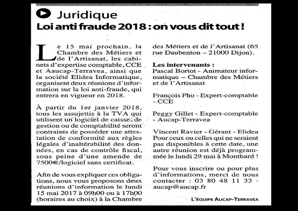 Aucap terravea cabinet d expertise comptable audit - Demande extrait kbis chambre des metiers ...