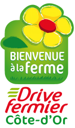 logo drive Cote-d-Or vertical